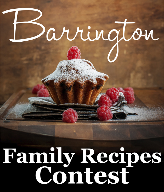 Share Your Recipes for a Chance to Win Cash Prizes