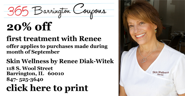 September Offer from Skin Wellness by Renee