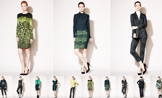 From the W by Worth Fall 2013 Collection