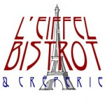 Marketplace - L'Eiffel Bistrot Logo