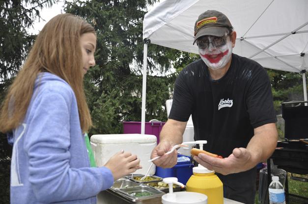 Barrington Scarecrow Festival at Memorial Park