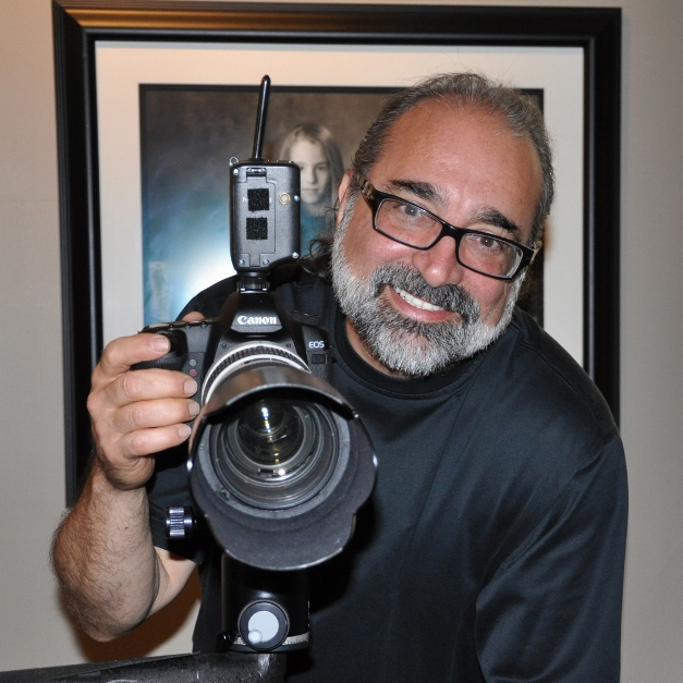 Portrait photographer Thomas Balsamo