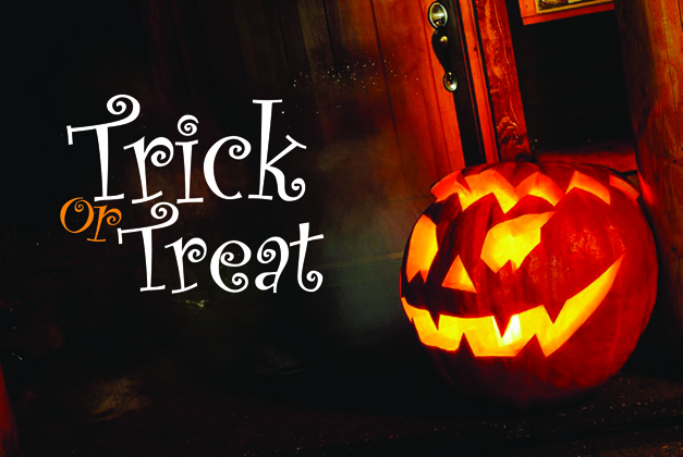 Trick or Treat Hours from 3 p.m. to 7 p.m. on October 31, 2013 in the Village of Barrington