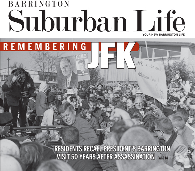 Barrington Suburban Life - 11.21.2013 Issue
