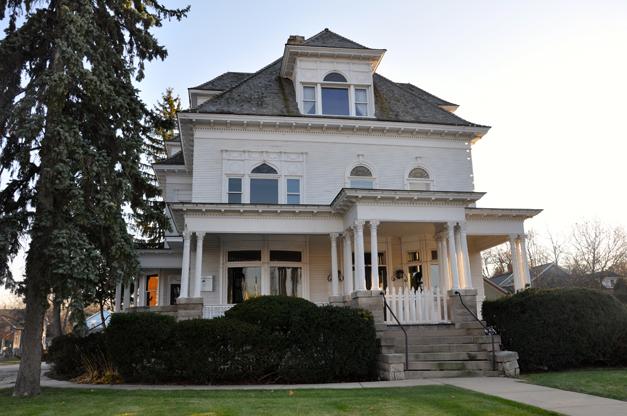 Barrington's White House Today
