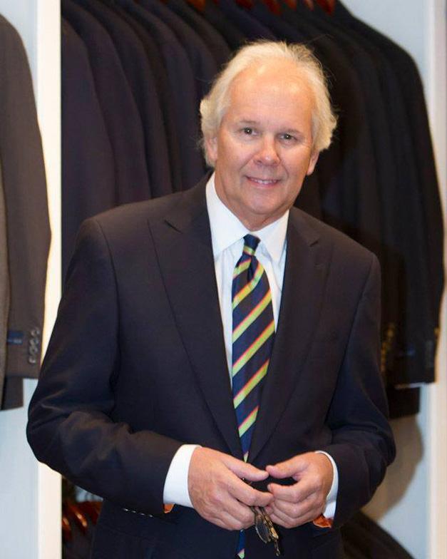 Phillips Men's Wear Owner Peter Yankala