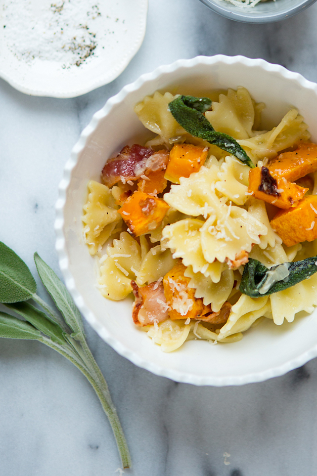 "Kristin Smith's ""Family Fall Pasta"""