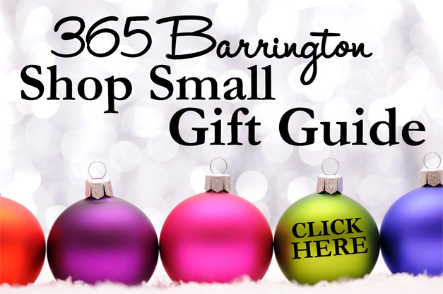 "Barrington ""Shop Small"" Gift Guide 2013"