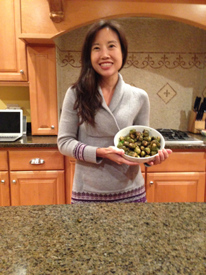 Post 300 - Brussels Sprouts