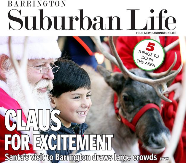 Barrington Suburban Life Issue - 12.5.2013