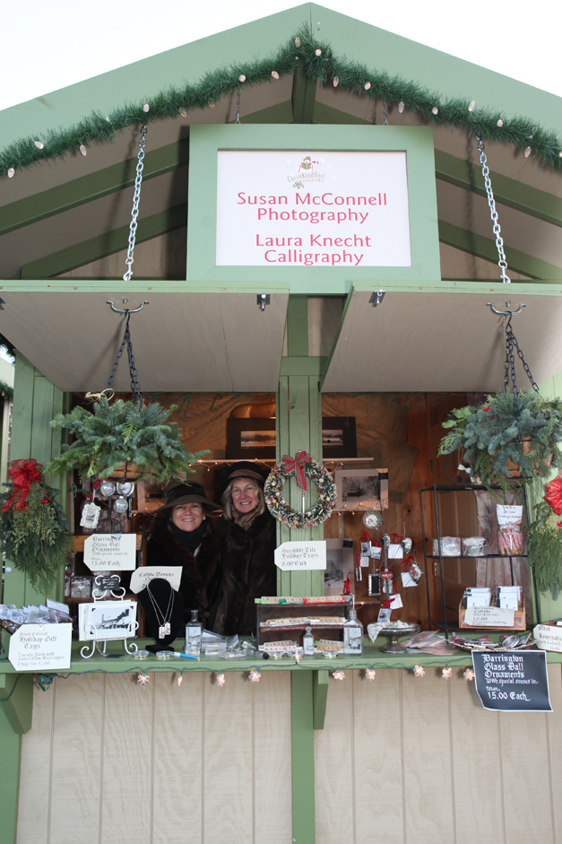 Barrington ChristKindlFest - Photographed by Julie Linnekin