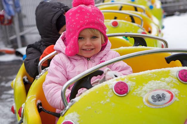 Kids Activities at ChristKindlFest - Photographed by Julie Linnekin