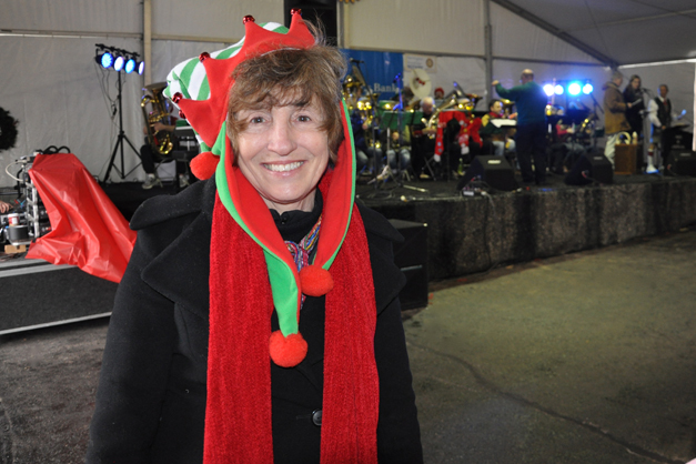 Suzanne Gibson at ChristKindlFest 2014 - Photographed by Liz Luby Chepell