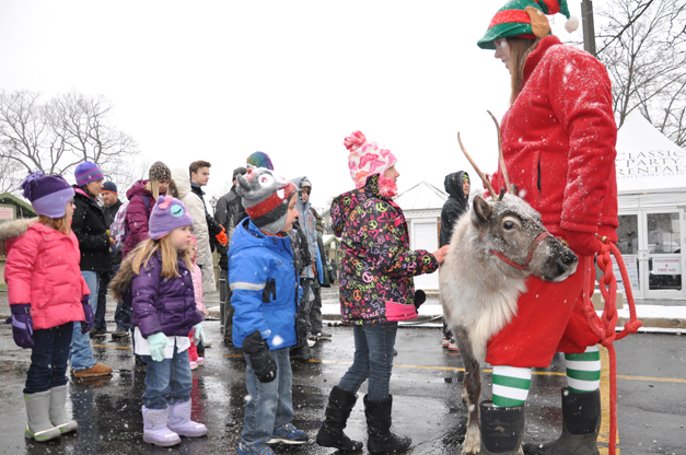 Barrington ChristKindlFest - Photographed by Liz Luby Chepell