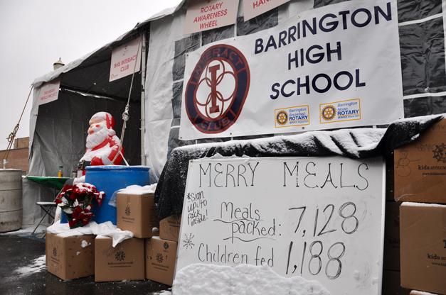 Help Feed Hungry Families with the ChristKindlFest Merry Meals Project