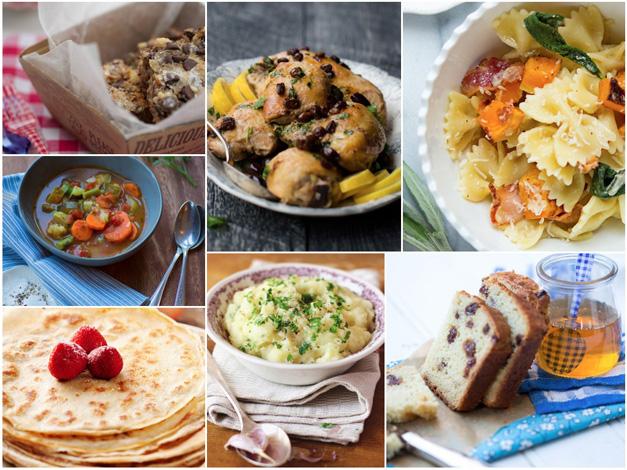 Barrington Family Recipes Contest, 2013