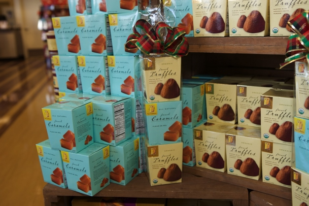 Two Brothers French Truffles at Heinen's - Photographed by Julie Linnekin