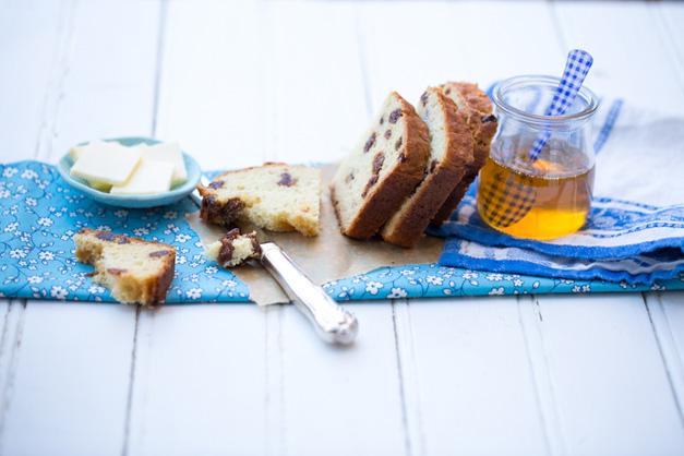 Christine Stofan's Irish Soda Bread - Photographed by Sally Roeckell