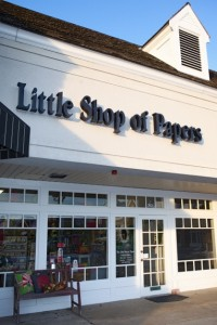 Post - Little Shop of Papers ext sm