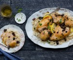 Michelle Van Loon's Moroccan Chicken with Lemon and Olives