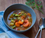 Post - Nana's Minestrone Soup - Featured
