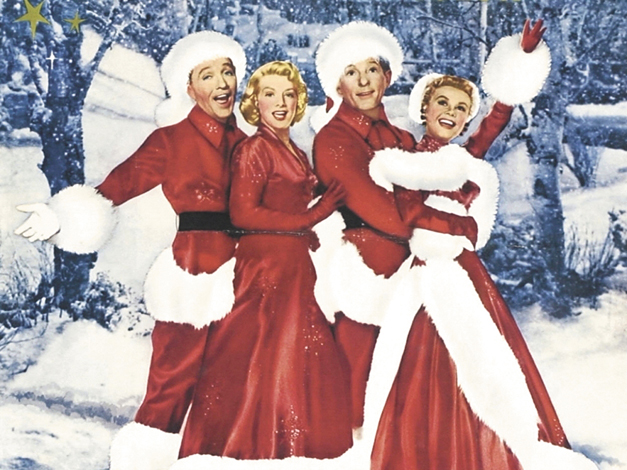 """White Christmas"" Matinée at the Catlow Theater on Saturday, December 7th"
