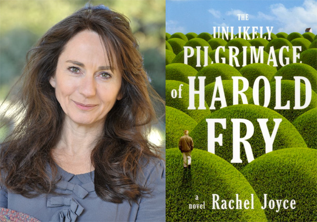 Join us for a conversation with author Rachel Joyce for Barrington Reads - February 23, 2014