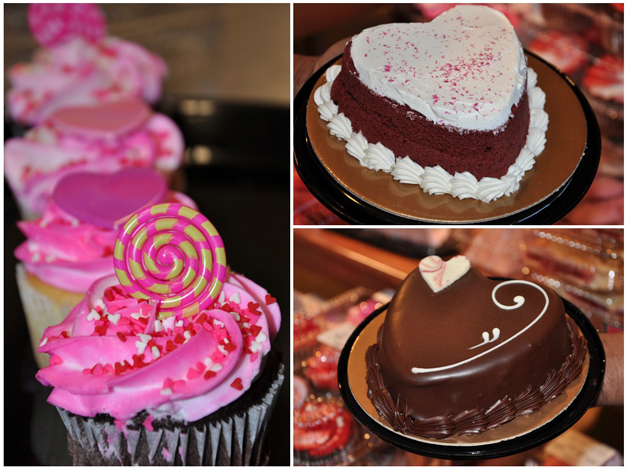 Cupcakes, Red Velvet, and Truffle Hearts - Oh my! - Photographed by Liz Luby