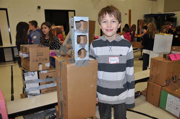Post - Hough School Cardboard Arcade - 5