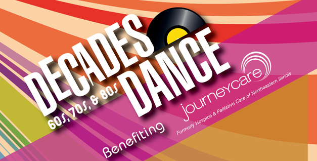 Support JourneyCare at the Decades Dance - February 22, 2014