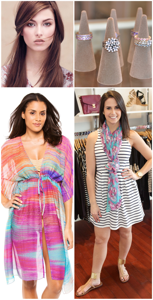 Trends Spotted At New York Fashion Week For Fall Winter: 78. Spring Trends Spotted At Deer Park Town Center