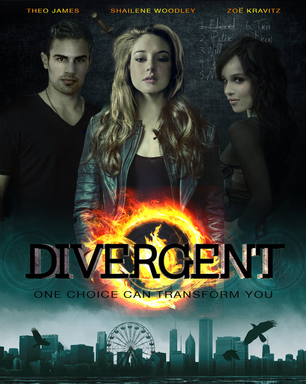 DIVERGENT Opens at the Catlow Theater