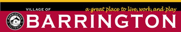 Post - Village of Barrington Logo copy
