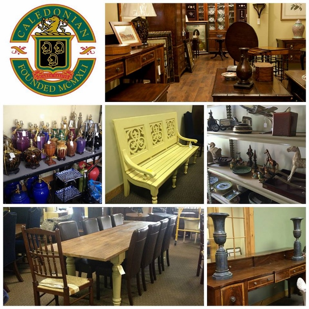 Furniture Sales This Weekend: 145. Caledonian Furniture & Antiques Celebrates Move With