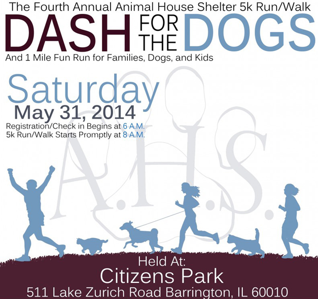 Post - Dash for the Dogs 2014