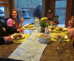 Heinen's Sunday Supper - Dinner at the Donleas