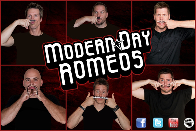Modern Day Romeos to Perform at the Wellness Place Cancer Walk & Survivor Celebration on Sunday, May 18, 2014