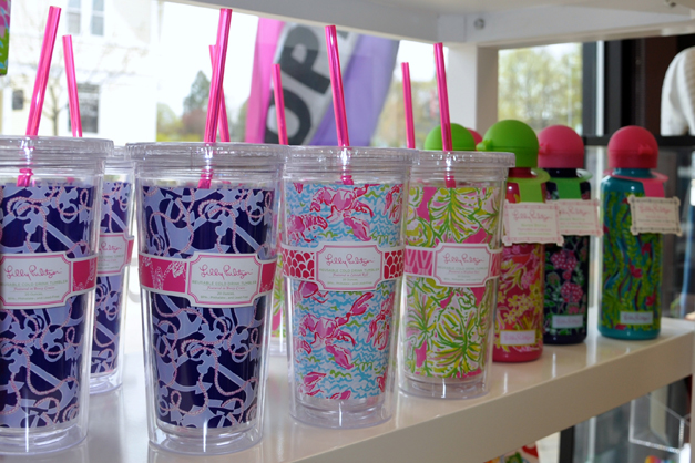 Lily Pulitzer Water Bottles at Notice Accessories