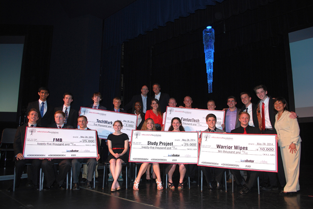 BHS Business Startup Incubator Pitch Night - Photographed by Gary Schmitz