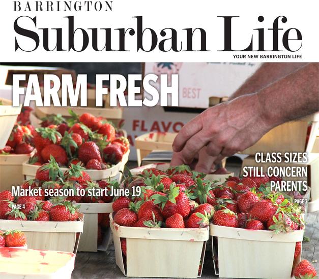 Barrington Suburban Life - June 12, 2014 Issue