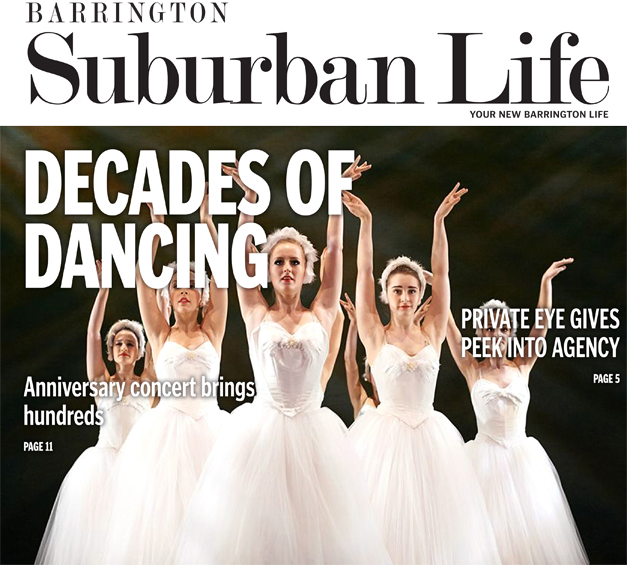 Barrington Suburban Life - July 10, 2014 Issue