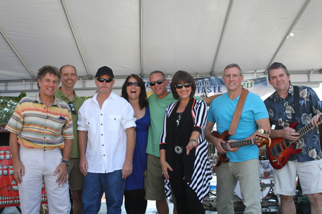 Second Time Around to Perform at Barrington Brew Fest 2014