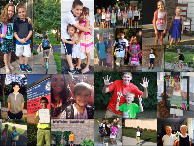 365 Barrington Back to School Photo Contest, 2014