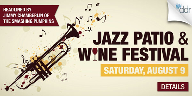 3rd Annual Jazz Patio at Deer Park Town Center