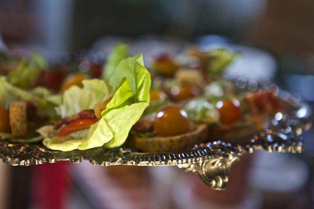 Smart Farm Hosts First Farm to Table Dinner - Photographed by Julie Linnekin