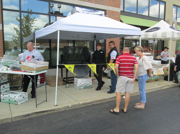 Heinen's Hatch Chile Roast from 11 a.m. to 5 p.m. Saturday & Sunday