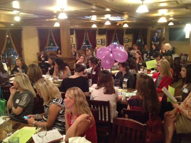 Barrington Junior Womens Club Monthly Meetings - Courtesy of the BJWC