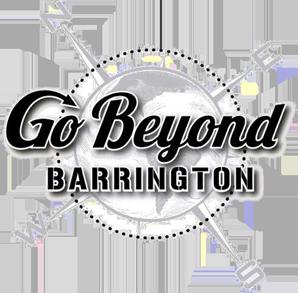 Post 300 - Go Beyond Barrington Logo