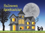 Halloween Spooktacular at the Barrington Park District from 10 a.m. to 1 p.m. on Saturday, October 25th