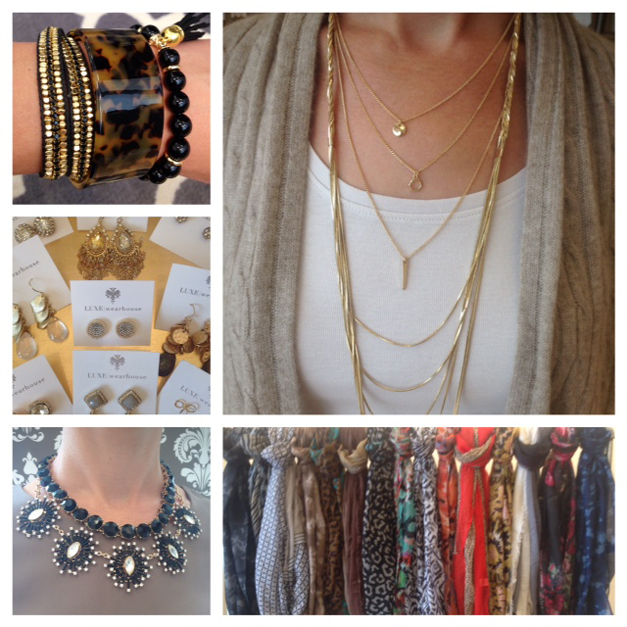 Accessories: LUXE wearhouse Shares The Perfect Way to Complete Your Look